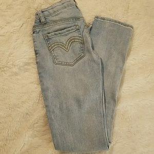 Girls Levi's 711 Skinny Jean
